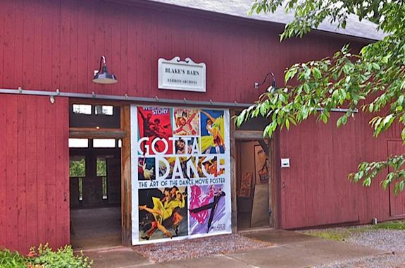 Blake's Barn at Jacob's Pillow
