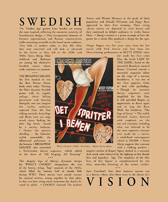 Swedish Vision